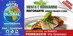 Logo Ristorante MENTA E ROSMARINO ristorante PONSACCO