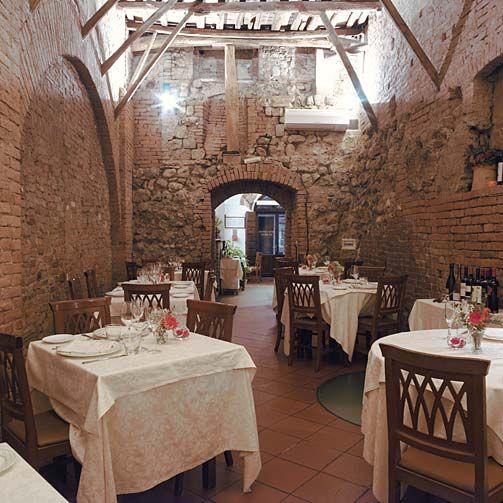 Ristorante antica osteria da divo siena ristorante cucina regionale italiana recensioni - Ristorante da divo siena ...