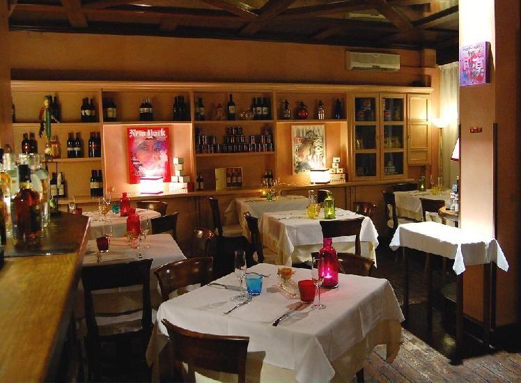 Dettagli Enoteca / Wine Bar La Vecchia Enoteca