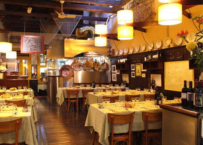Trattoria Toni Del Spin Treviso Trattorie Osterie Cucina