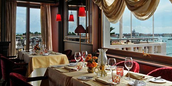 Ristorante Dell Hotel Danieli La Terrazza Danieli Venezia