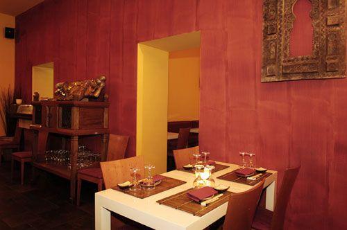 Dettagli Ristorante Etnico Soho Cafe'