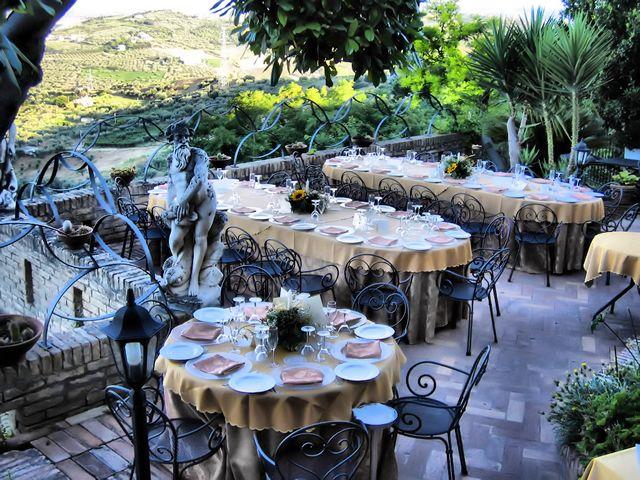 Castello ristorante wedding