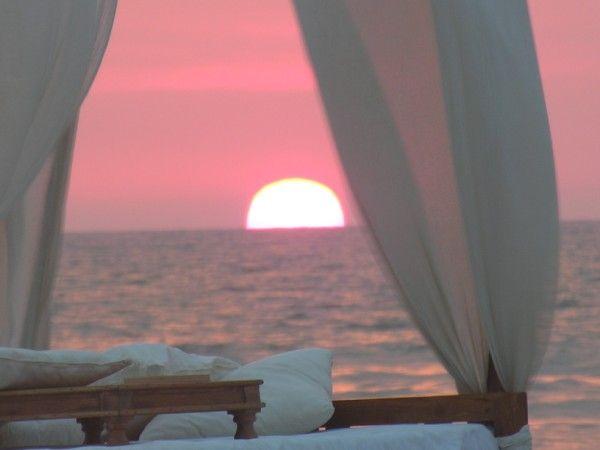 Dettagli Ristorante Singita, the miracle beach