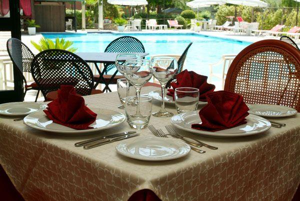 Dettagli Ristorante L'Ibisco - River Park Hotel