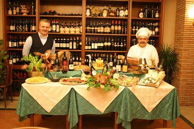 Ristorante  Consolato d'Abruzzo ROMA