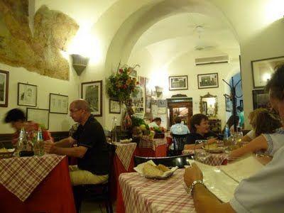 Ristorante  La Taverna dei Fori Imperiali ROMA