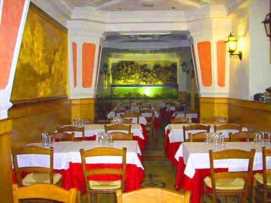 Ristorante  La Taverna dei Monti ROMA