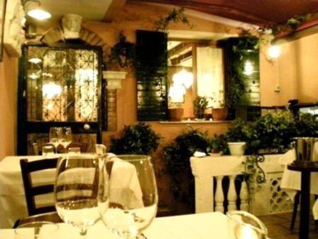 Dettagli Ristorante Osteria Antico Giardinetto
