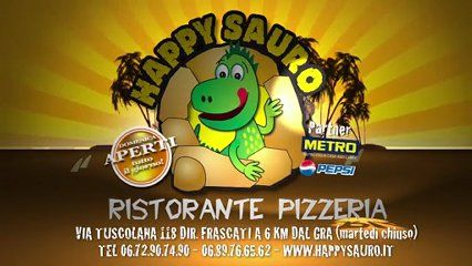 Dettagli Ristorante Happy Sauro