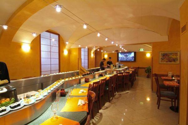 Ristorante giapponese sushisen roma ristorante cucina for En ristorante giapponese