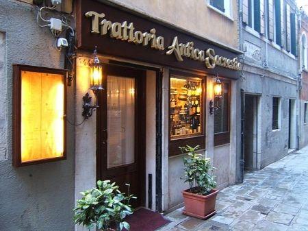 Ristorante antica sacrestia venezia ristorante cucina - Cucina regionale italiana ...