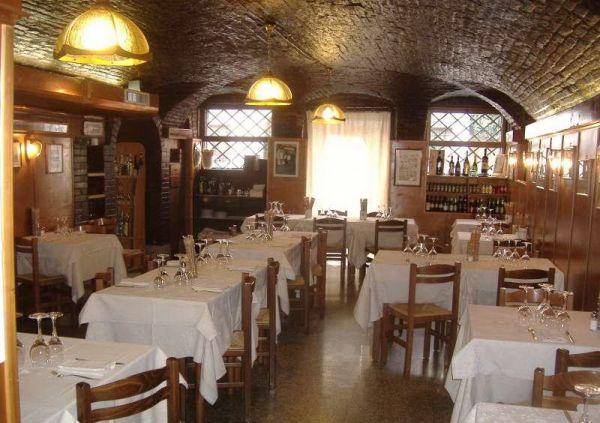 Ristorante  Taverna San Trovaso VENEZIA