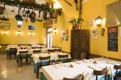 Ristorante  La Tavernaccia ROMA