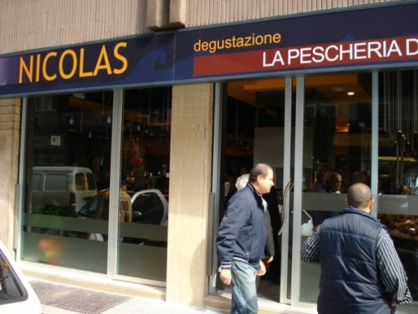 Dettagli Ristorante Nicolas Fish Bar