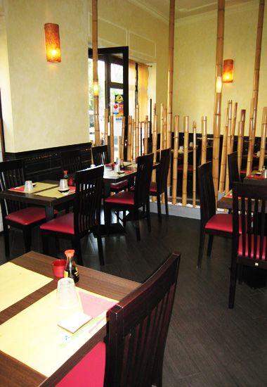 Dettagli Ristorante Etnico Amico Sushi