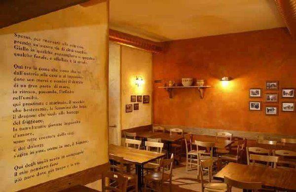 Ristorante osteria dell 39 acquabella milano ristorante cucina regionale italiana recensioni - Ristorante cucina milanese ...