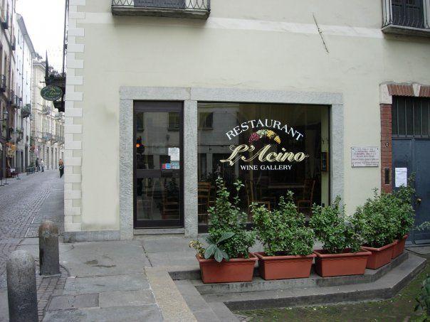 Ristorante  L' Acino TORINO