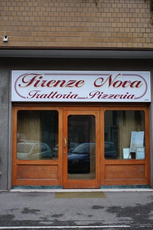 Dettagli Pizzeria Firenze Nova