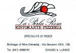 Logo Ristorante LA PERLAROSA MIRA