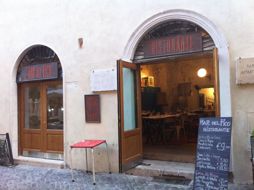 Dettagli Ristorante Bar Del Fico