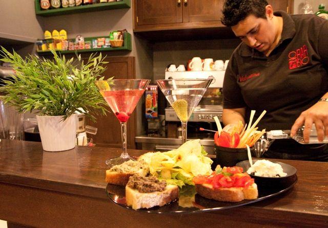 Enoteca / Wine Bar  Bio Bio Bar ROMA