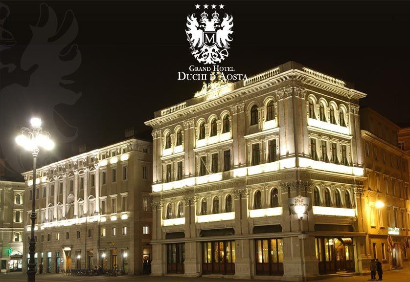 Dettagli Ristorante Grand Hotel Duchi D'Aosta