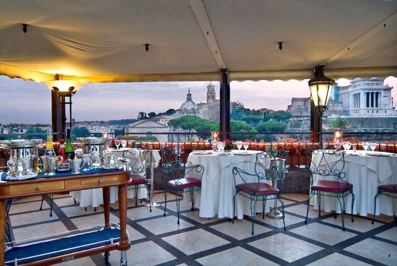 Dettagli Ristorante Hotel Forum
