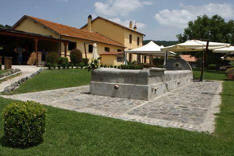 Agriturismo  Il Casale di Martignano ROMA