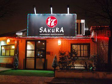 Dettagli Ristorante Sakura