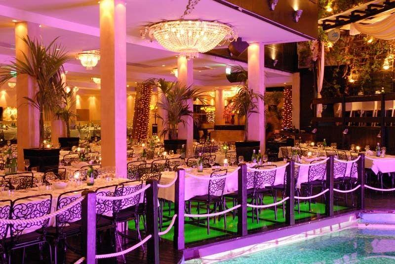 Dettagli Ristorante Pacifico Dinner Club