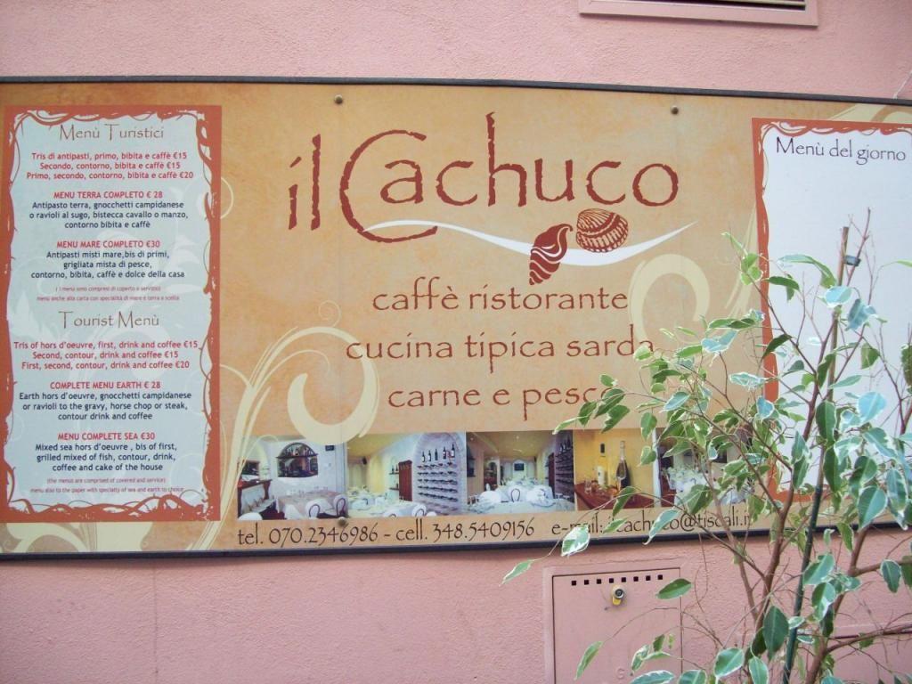 Dettagli Ristorante Cachuco