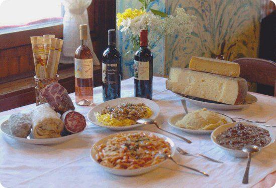 Ristorante albergo ristorante pineta collio ristoranti for Cocinar lombarda