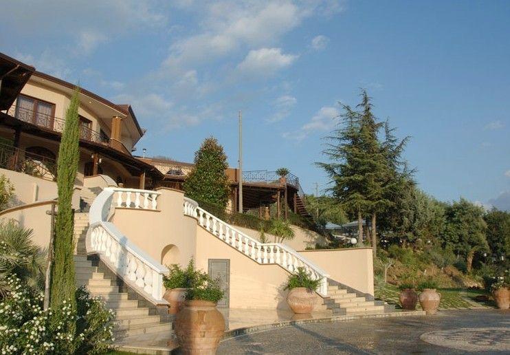 Dettagli Ricevimenti Villa Ebla