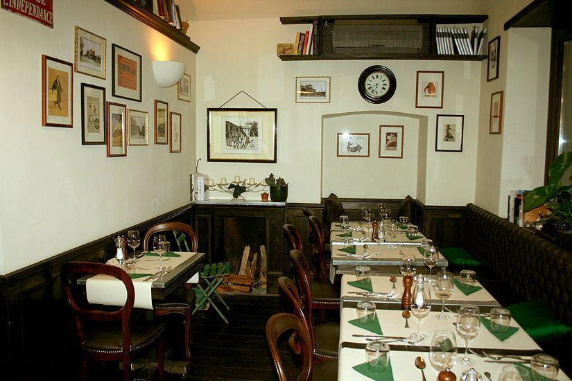 Ristorante scannabue torino ristoranti cucina piemontese - Cucina piemontese torino ...