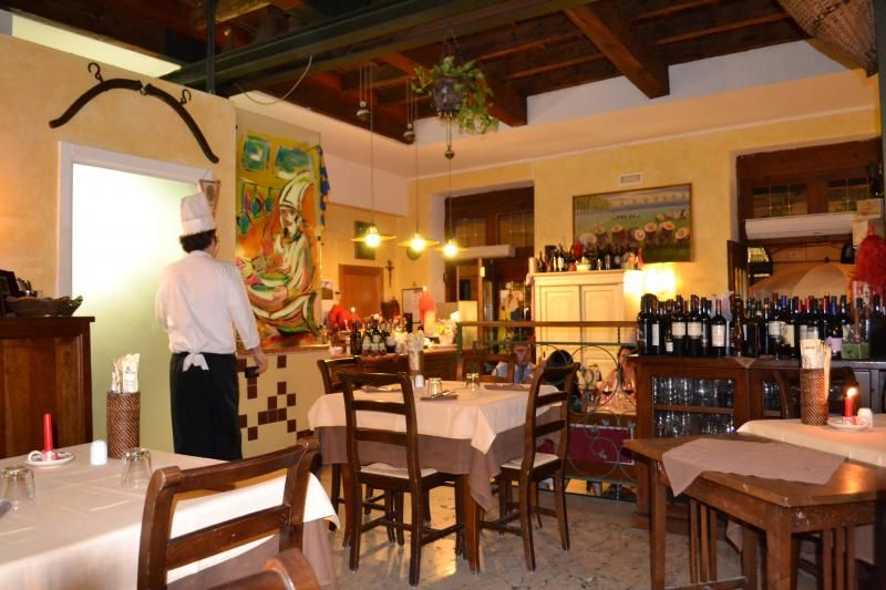 Osteria pane e vino verona ristorante cucina veneta recensioni osteria verona - E cucina verona ...