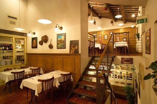 Ristorante pecorino roma ristoranti cucina romana roma - Cucina romana roma ...