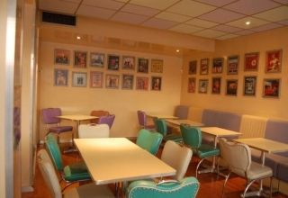 Ristorante americano milwaukee 50 39 s diner bergamo ristorante cucina americana recensioni - Cucina americana roma ...