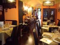 Dettagli Ristorante La Taverna del Capitano