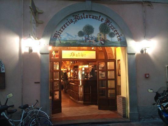 Pizzeria  Birreria Dabbe PISA