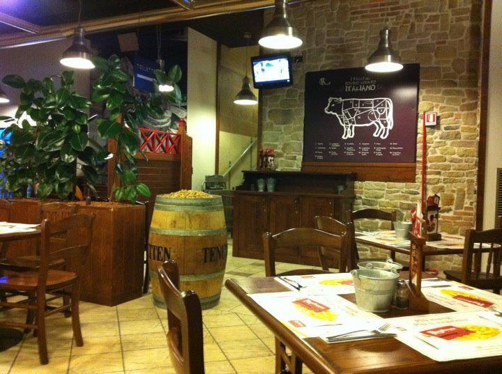 Ristorante roadhouse grill reggio emilia ristorante cucina for Restaurant reggio emilia