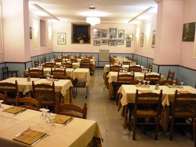 Ristorante antica posta roma ristoranti cucina romana roma for Cucina romana antica