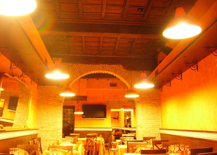 Ristorante  La Taverna Del Campo ROMA
