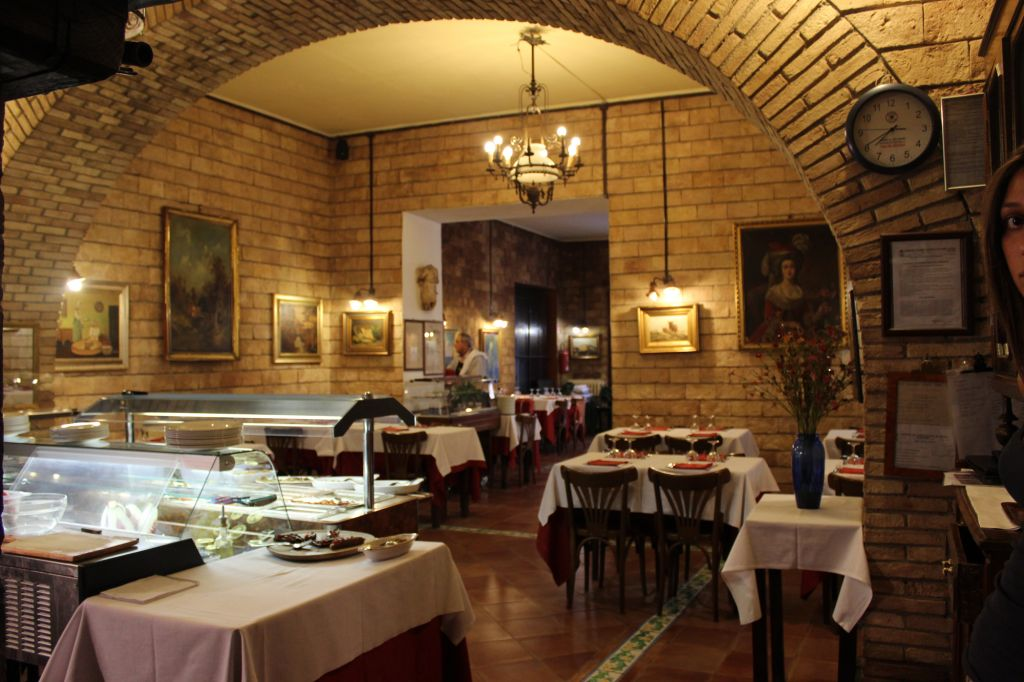 Ristorante benigni campagnano di roma ristorante cucina - Cucina romana roma ...